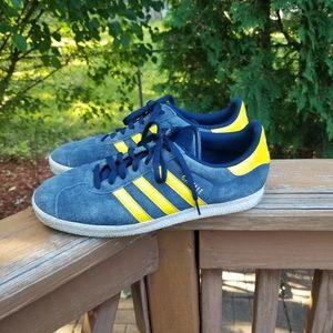 Men's Adidas Gazelle Sneakers 10 ½